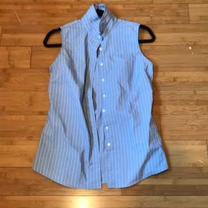 Banana Republic Riley Fit button up